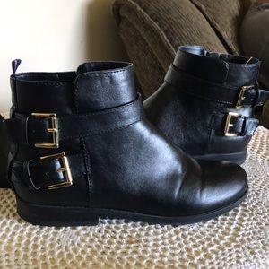 Tommy Hilfiger women's sz 7.5 ankle boots